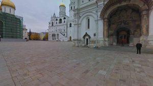 פגישת מרן הרב עם ראשי הכנסיה ברוסיה