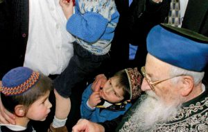 כוחם של ילדי ישראל