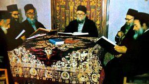 """מרן הרב אליהו זצוק""""ל מספר על הרב עזרא עטייה ע""""ה ברכת מצה לאחר הפסח"""
