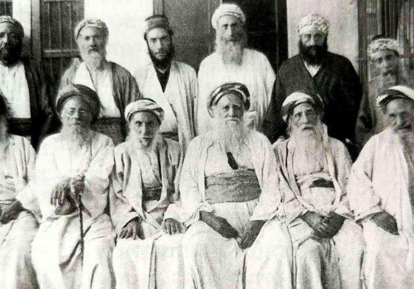 חכמי-ורבני-בית-המדרש-בית-זליכה-בגדאד2
