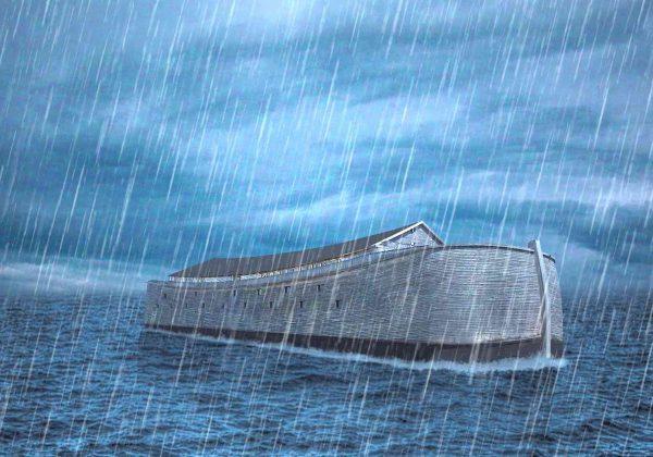 פרשת נח ודור המבול? פרשת נח