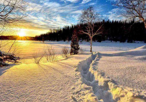 הלכות שלג - ירידת שלגים בשבת