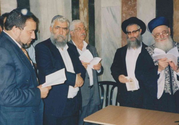 חשיבות חיזוק הישיבות והישובים בארץ ישראל